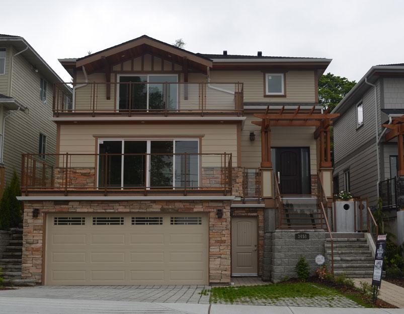 contemporary home builder